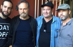 Havana Kyrie iniziano le riprese del nuovo film con Franco Nero