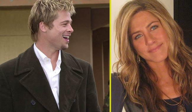 Ritorno di fiamma tra Jennifer Aniston e Brad Pitt
