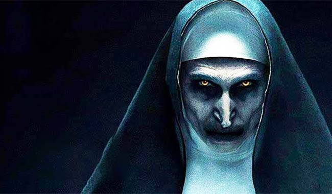 The Nun mediocre per la critica successo al botteghino