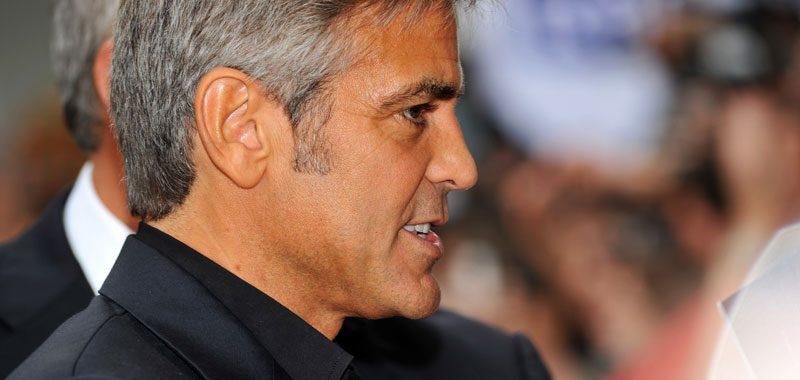 George Clooney amore incondizionato per il pecorino sardo