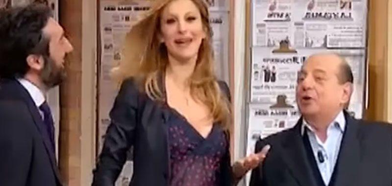 Adriana Volpe ritorna sulla diatriba infinita con Magalli
